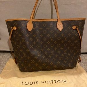 Louis Vuitton Authentic Neverfull MM